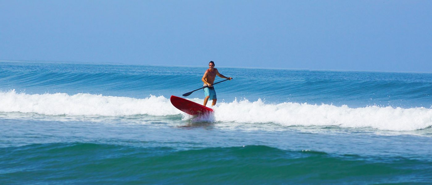 Apsara Beachfront Resort & Villa - Surfing